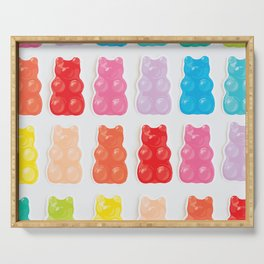 Gummy Bears Serving Tray