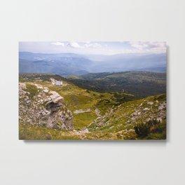 Astonishing landscape Metal Print