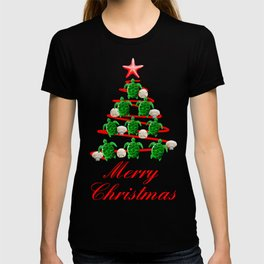 Coastal Merry Christmas T-shirt