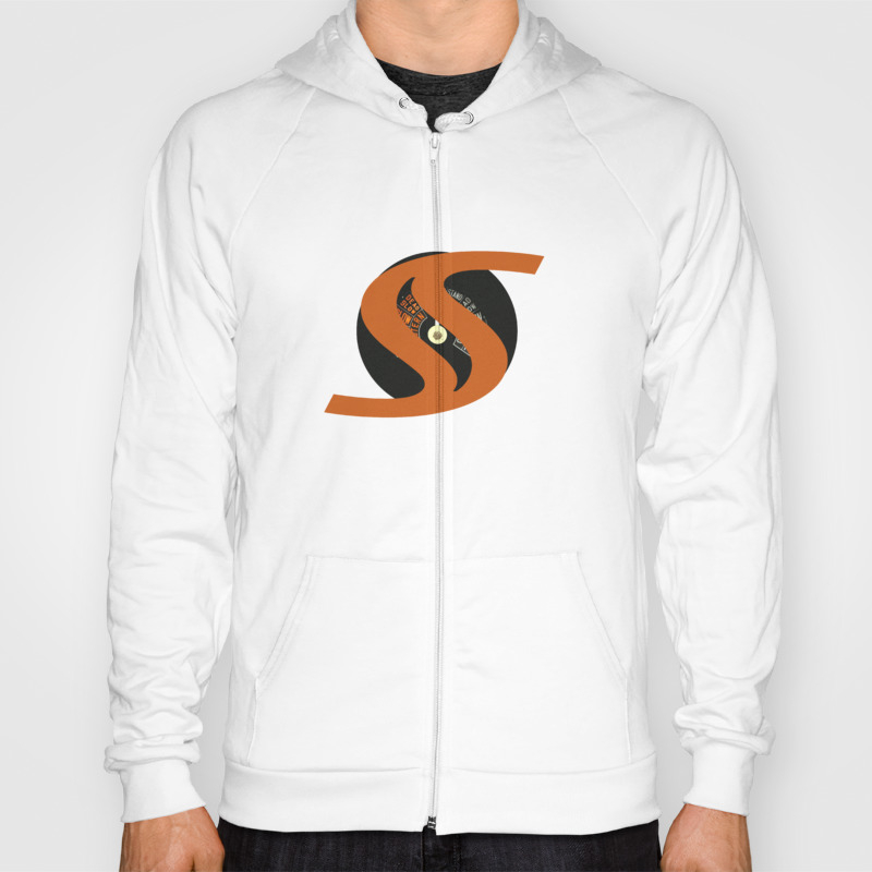 Full Speed Ahead Hoody by Bsvc SSR957984