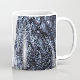 Icy Cliffs-Landscape Photography Coffee Mug
