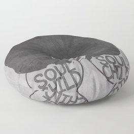 SOUL CHILD Floor Pillow