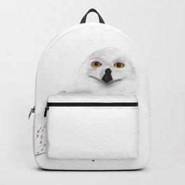 Harry Potter's Hedwig owl Backpack