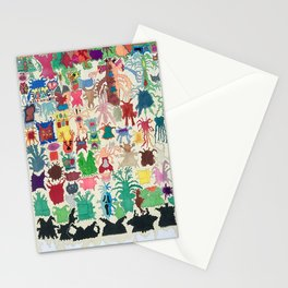 Trip Invaders Stationery Cards