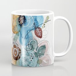 Light of Your Own Being Watercolor Coffee Mug