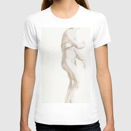 Statue of Venus de Medici (1688-1698) by Johan Teyler (1648-1709) T-shirt