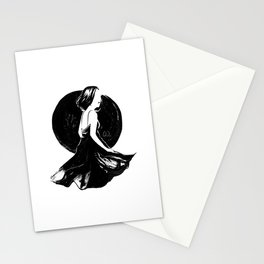 Little Black Dress Stationery Cards
