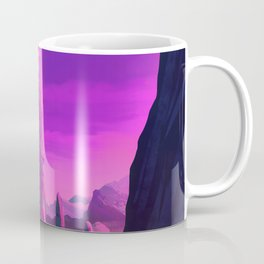 Phazed and Cloud | SciFi Adventures #5 Coffee Mug
