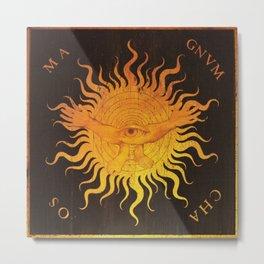 Lorenzo Lotto - Capoferri Magnum Chaos Metal Print