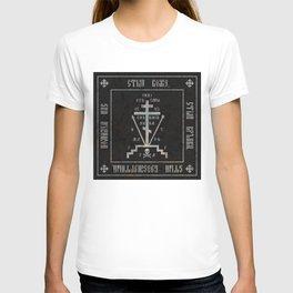 Calvary Cross of Russian Orthodox Church T-shirt