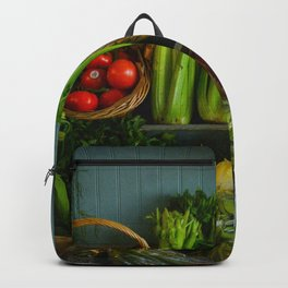 Eat Your Veggies Backpack