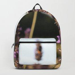 Greedy Lavender Bumblebee Backpack