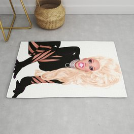 RuPaul, Drag Queen, RuPaul's Drag Race Rug
