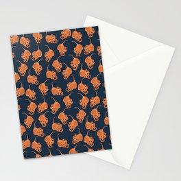 Crimmy Pattern Stationery Cards