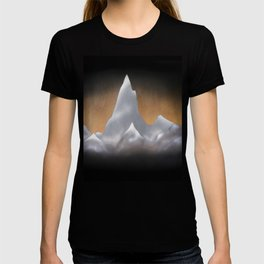 Snowcapped Mountains T-shirt