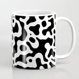 Liquid spot camouflage pattern_01 Coffee Mug