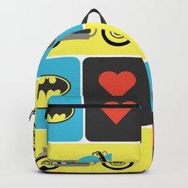 The Bike & The Bat Backpack