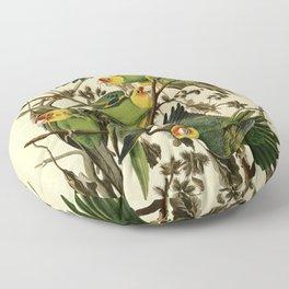 Carolina Parrot Floor Pillow