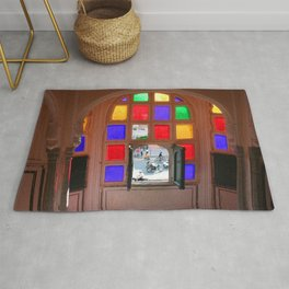 A Room With a View Rug