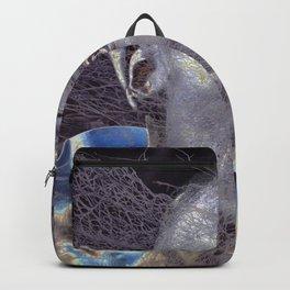 ILLUMINATING GRAY DEVIL Backpack