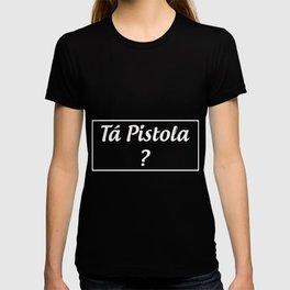 Tá pistola T-shirt