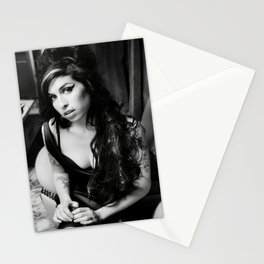 Amy Wine-house Music Singer Star Poster Canvas Wall Art Home Decor (No Frame) Stationery Cards