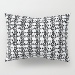 Stephens Graffiti Pillow Sham