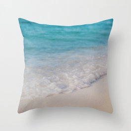Beach01 Throw Pillow