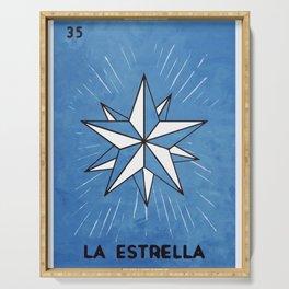 La Estrella Serving Tray