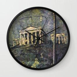 Capitol building of Richmond, Virginia (USA) at sunset Wall Clock