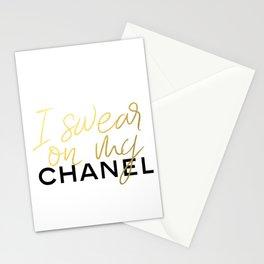 Glamour Decor Stationery Cards