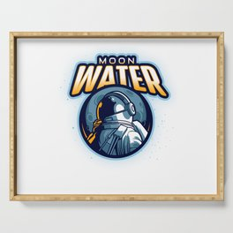 Moon Water Serving Tray