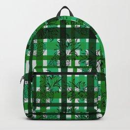 Pineapple Fiesta in Sage Backpack