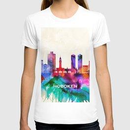 Hoboken Skyline T-shirt