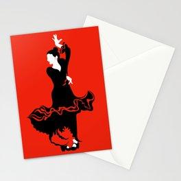Flamenco Dancer  Stationery Cards