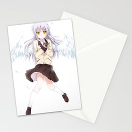 Little Angel Beats Stationery Cards