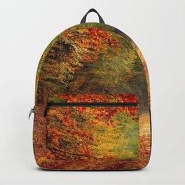 Autumn Landscape | Paysage d'automne Backpack