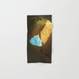 A window to the sea Hand & Bath Towel