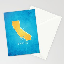 UCLA Bruins Stationery Cards