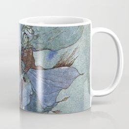 """The Magic Horse"" by Edmund Dulac Coffee Mug"