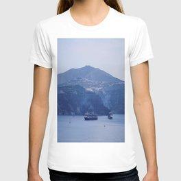 Santorini, Greece 8 T-shirt
