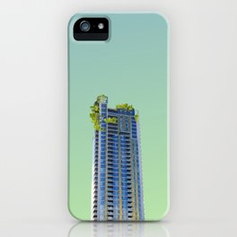 LND CLR X-13 London Colour Architecture Art iPhone Case