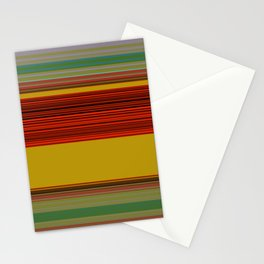 RHAPSODY IN RED Stationery Cards