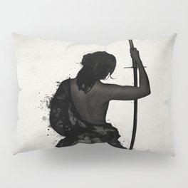 Female Samurai - Onna Bugeisha Pillow Sham