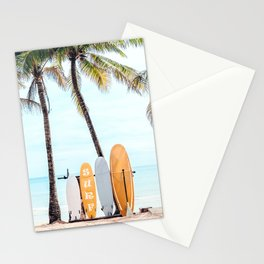 Choose Your Surfboard Stationery Cards