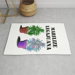 Legalize Marijuana Pun Rug