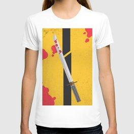 KILL BILL Tribute T-shirt