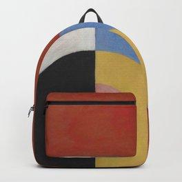 Hilma af Klint - Swan No. 17 Backpack