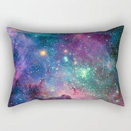 Galaxy Nebula Rectangular Pillow