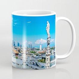 Milan skyline Coffee Mug